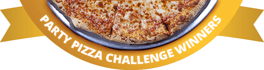 Party Pizza Challenge Winners
