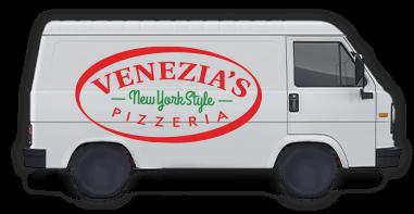Venezia's Pizzeria Truck