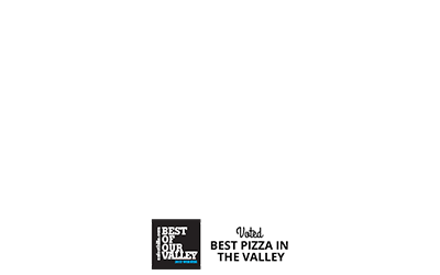 Very Venezia's. Very delicious. One slice just isn't enough.