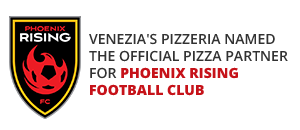 The Official Phoenix Rising Pizza Partner