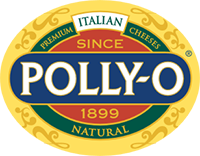 Venezia's New York Style Pizzeria uses: Polly-O is an American cheese manufacturing company.