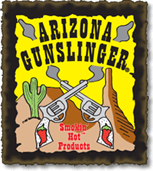 Arizona Gunslinger hot sauce and products