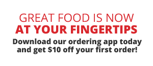 Download Our Ordering App
